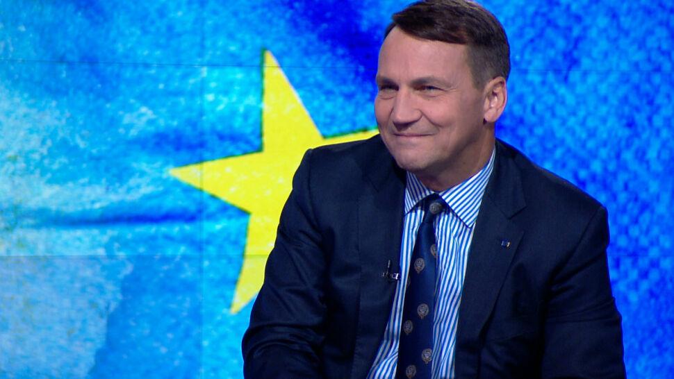 Sikorski: chodzi o to, żeby szczuć Polaków przeciwko sobie