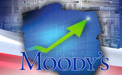 Moody's prognozuje ponad 4 procent wzrostu PKB Polski w 2017 roku