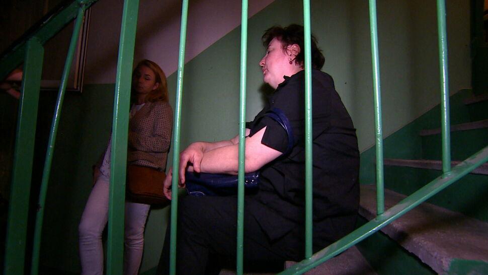 Wyrzucił matkę z dziećmi i zabarykadował się w mieszkaniu. Nielegalna eksmisja w Poznaniu