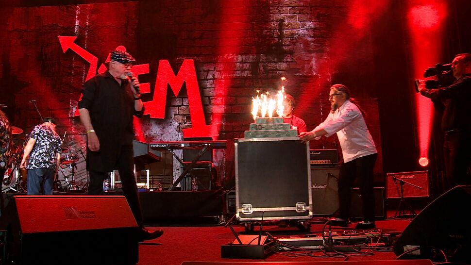 Zespół Dżem skończył 40 lat. Okolicznościowy koncert w Katowicach