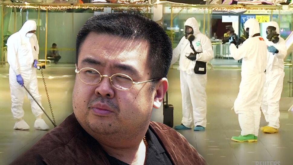 Zatrzymane po śmierci Kim Dzong Nama. Będą oskarżone o morderstwo