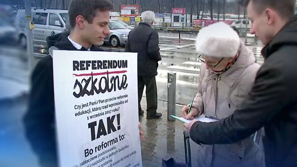 W kampanii PiS zapowiadał pytanie obywateli o opinie. Jak będzie z referendum edukacyjnym?