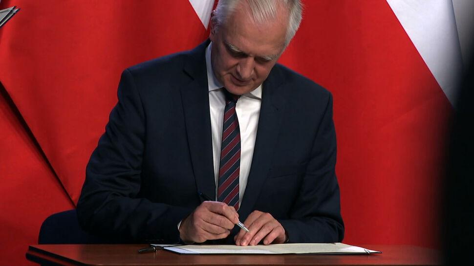 Jarosław Gowin zawiesił swój udział w posiedzeniu Rady Koalicji
