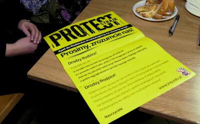 Co z wypłatami nauczycieli po strajku? Pomóc mogą samorządy, ZNP i fundusz strajkowy