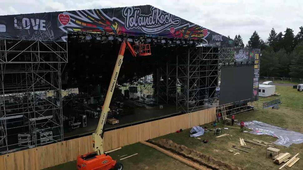 Pol'and'Rock Festival rusza 29 lipca na lotnisku Makowice-Płoty