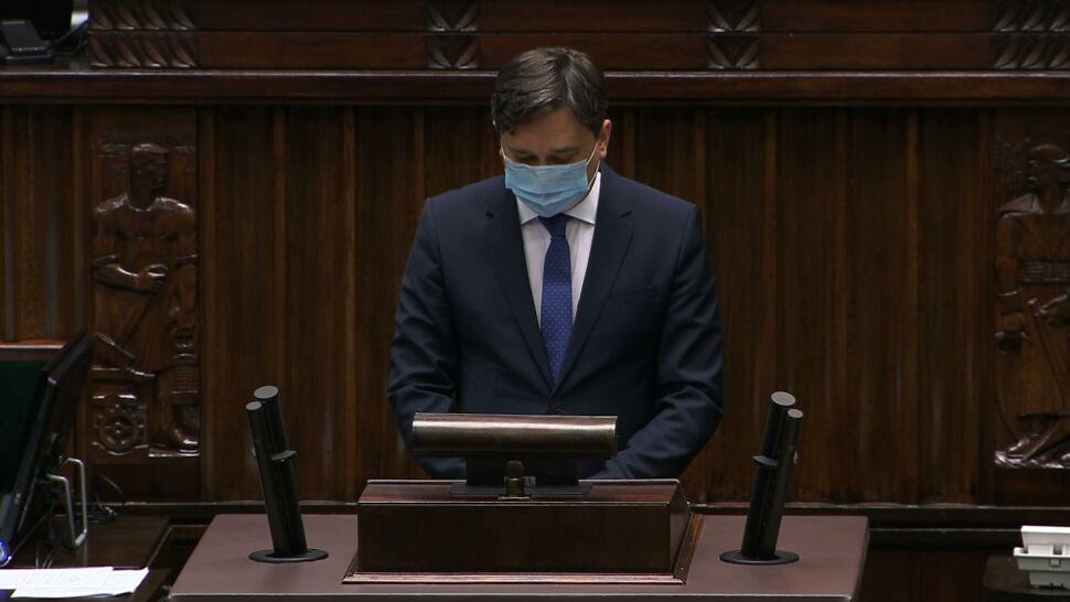 Marcin Wiącek objął urząd Rzecznika Praw Obywatelskich