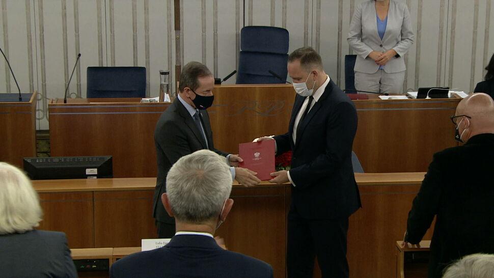 Karol Nawrocki został nowym szefem IPN