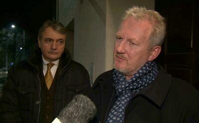 Ziobro: KNF rozzuchwalił przestępców. Wojciech Kwaśniak broni się przed zarzutami