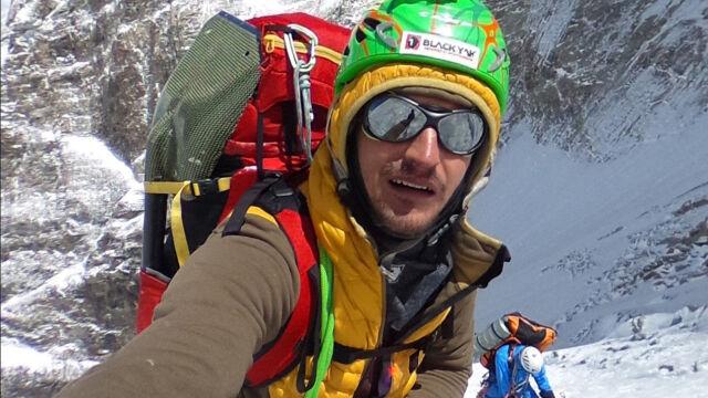 Bielecki rusza w Himalaje. Cel: nowa droga na szczyt ośmiotysięcznika