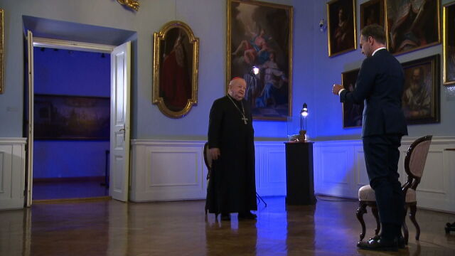 """21.10.2020   Echa wywiadu kardynała Dziwisza. """"Najbardziej zaskoczył brak empatii"""""""