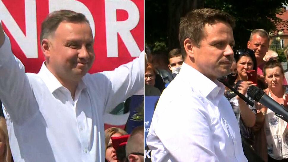 Socjalne obietnice kandydatów. Co proponują Duda i Trzaskowski?