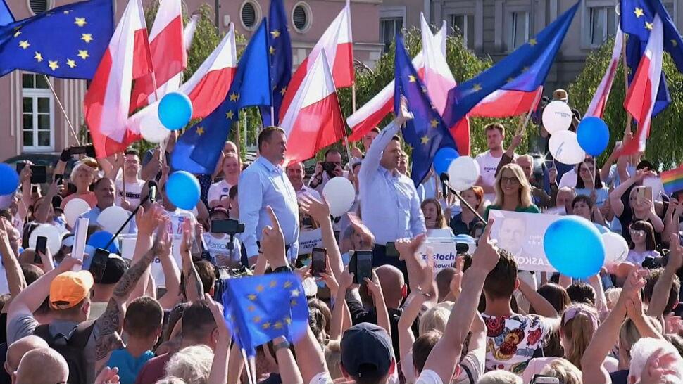 Podsumowanie kampanii Rafała Trzaskowskiego