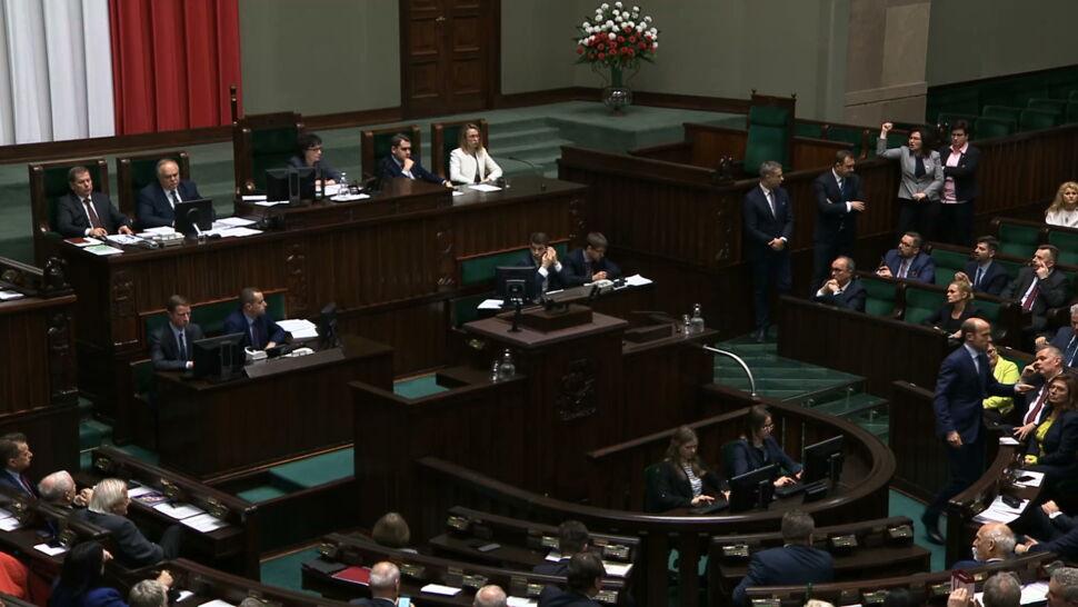 Lewica zawiadamia prokuraturę w związku z głosowaniem do KRS