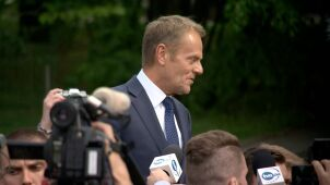Donald Tusk is the sole candidate for European People's Party leadership