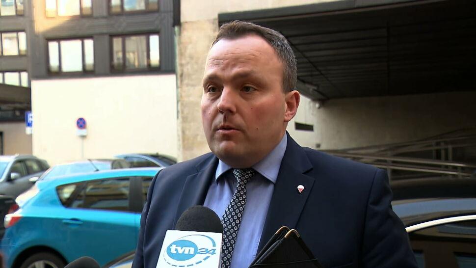 Szef ABW domaga się przeprosin od posłów PO. PO żąda dymisji
