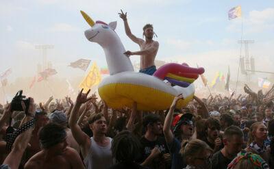 Na Pol'and'Rock Festival bawi się od 500 do 700 tysięcy osób