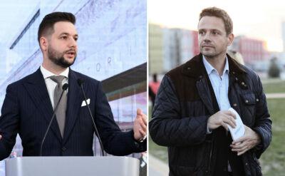 Trzaskowski i Jaki idą łeb w łeb. Emocje końca kampanii
