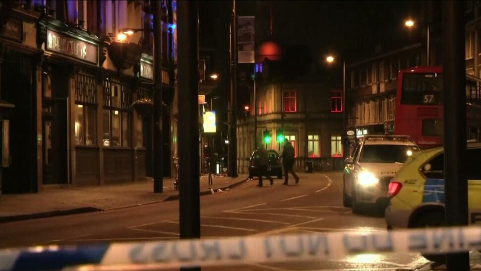Wszedł do sklepu i zaatakował trzy osoby. 20-letni napastnik niedawno wyszedł z więzienia