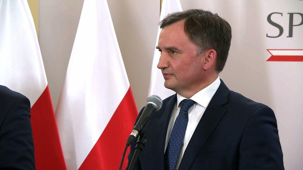 Kaczyński: atak z terytorium Rosji. Ziobro: dopiero poznajemy tę sprawę