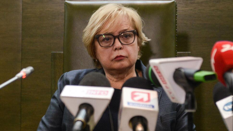 """Prezes SN zwoła posiedzenie KRS. """"Miałam dylemat. Prawny i moralny"""""""