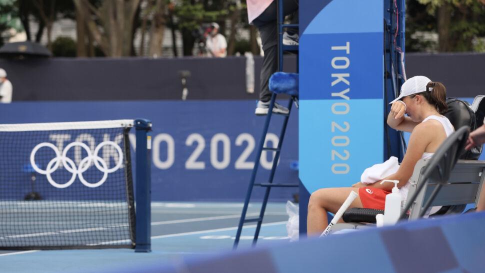 Tokio 2020. Bolesna porażka Igi Świątek, przegrana Julii Kowalczyk w ćwierćfinale