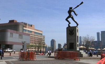 Wiadomo, gdzie zostanie przeniesiony Pomnik Katyński. Nie wszyscy są zadowoleni