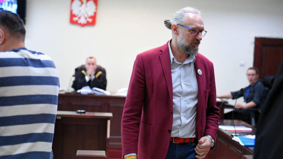 Mateusz Kijowski stanął przed sądem. Grozi mu 8 lat więzienia