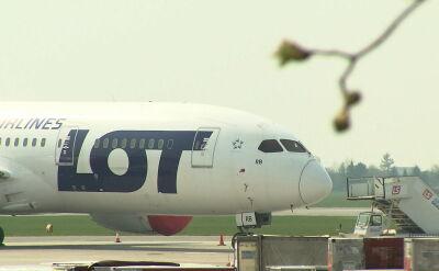Samolot LOT-u zepsuł się w Pekinie. Pieniądze na naprawę pożyczono od pasażerów