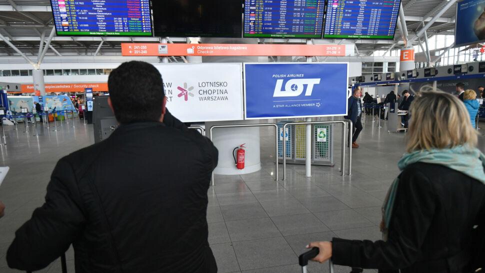 Związkowcy z LOT zapowiadają strajk na majówkę
