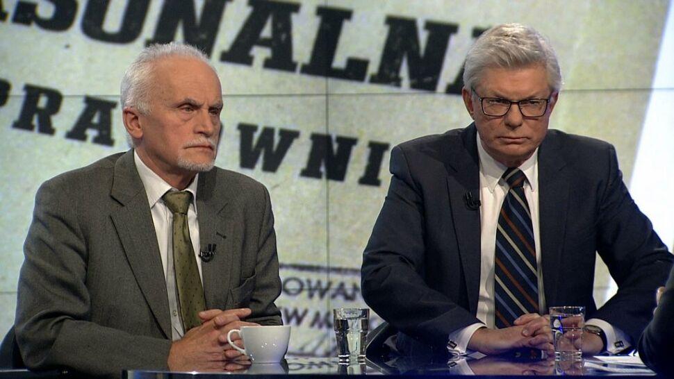 23.02 | Andrzejewski: w 1980 wszyscy wiedzieli, że Wałęsa urwał się ze smyczy SB