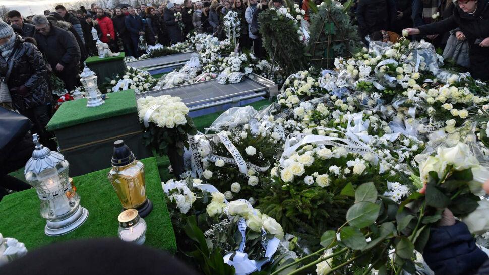 Koszalin pożegnał nastolatki, które zginęły w escapie roomie