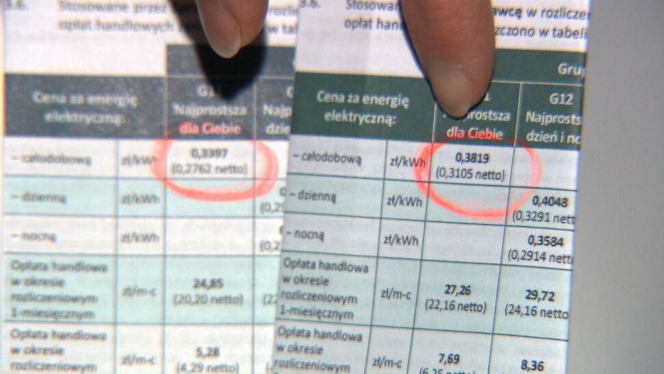 Mieszkańcy Warszawy i okolic dostali listy w sprawie cen energii. Będzie drożej