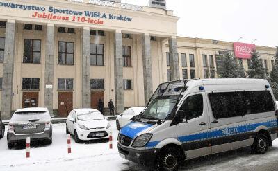 """Służby badają finanse Wisły Kraków. """"Mieli czas, by zabezpieczyć dokumenty"""""""