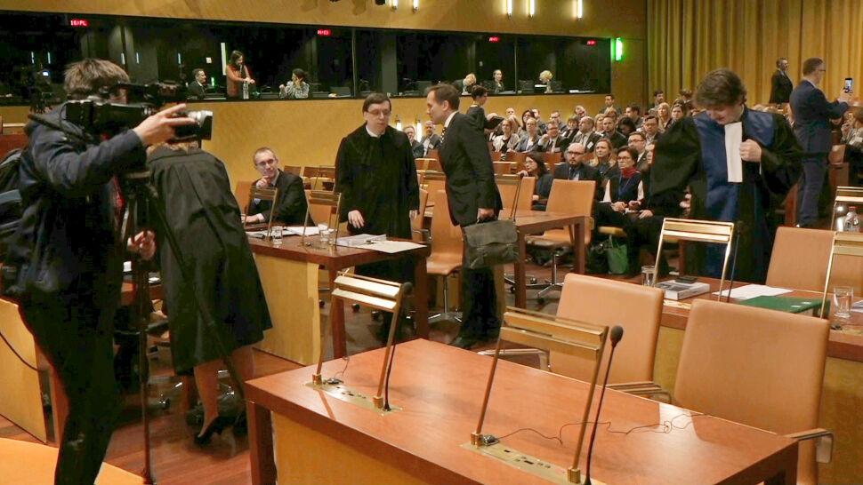 Polska przed TSUE. Kolejna rozprawa 23 maja. Szydło: to szantaż polityczny