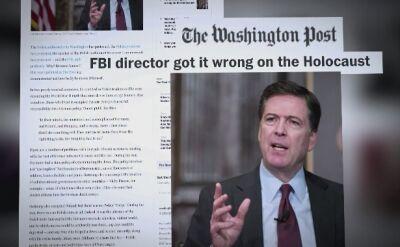 20.04   Czy Amerykanie oficjalnie przeproszą za skandaliczne słowa szefa FBI?