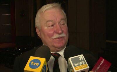 05.12.2013 | Lech Wałęsa znów w amerykańskim Kongresie