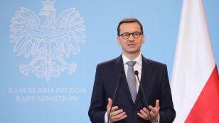 Premier Morawiecki: chwyciliśmy VAT-owskiego byka za rogi