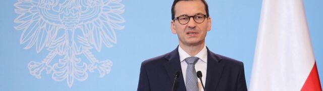 Morawiecki: chwyciliśmy VAT-owskiego byka za rogi