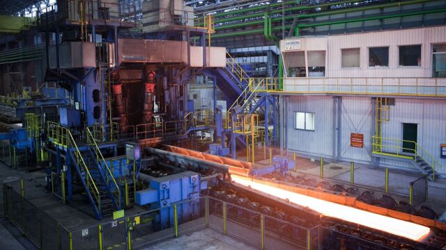 ArcelorMittal Poland is the biggest steel manufacturer in the country