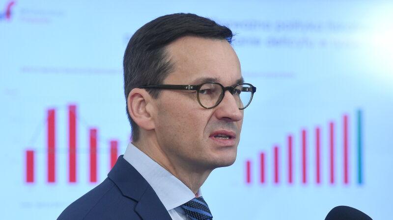 Morawiecki o dochodach z VAT