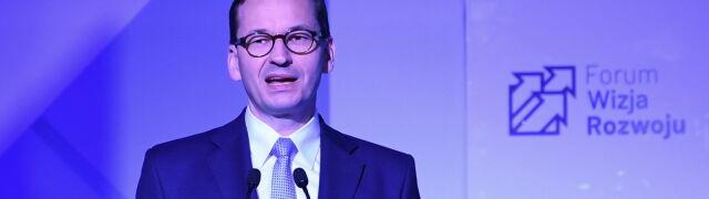 Morawiecki: nie chcemy uciekać od wielkiej transformacji polskiej energetyki