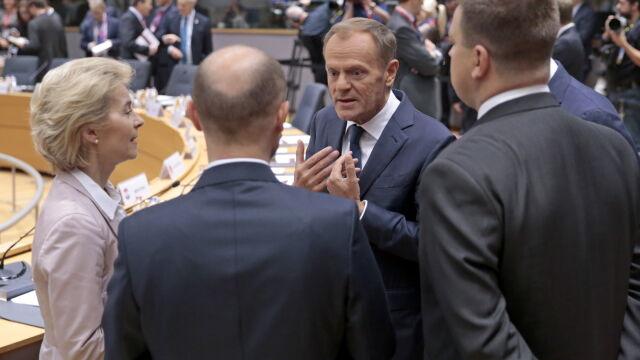 """""""Nie widzę tego najlepiej"""". Tusk o wysiłkach rządu w sprawie unijnego budżetu"""