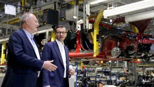 """W Polsce ma powstać nowa fabryka. """"Setki nowych miejsc pracy"""""""