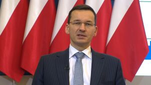 Morawiecki zdradza obawy po Brexicie.