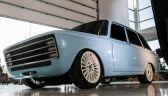 Kałasznikow zaprezentował koncept samochodu elektrycznego