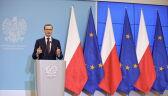Premier Morawiecki o posiedzeniu Sejmu w sprawie cen prądu