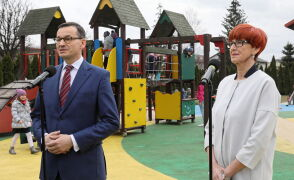 Minister rodziny o kosztach programu Rodzina 500 plus na pierwsze dziecko