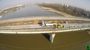 Znamy projektanta przebudowy mostu  Łazienkowskiego