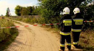 Eksplozja niewybuchu na Mazowszu. Nie żyje dwóch mężczyzn
