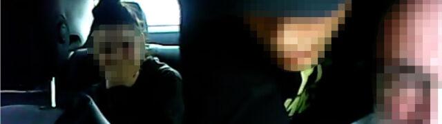 On przystawił taksówkarzowi nóż do gardła, ona wzięła pieniądze. Nastolatkowie są już w areszcie